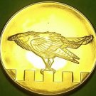 24k Gold-Plated Proof The Tower Of London Medallion~37.8mm 20g