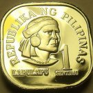 Philippines 1976 Sentimo Proof~Rare 9,901 Minted~Square Coin~Free Shipping
