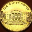 Gem Unc The White House Bronze Presidential Inauguration Medallion~Free Shipping