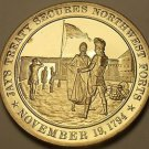 1794~Whiskey Rebellion~Wayne Defeays Indians~Solid Bronze Proof~Free Shipping
