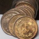 Rare Unc Roll (40) Mexico 1936 Centavos~Toned~Fantastic~Free Shipping