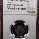 Malta 1979-FM Silver Pound~NGC Proof-69 Ultra Cameo~Free Shipping
