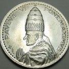 Vatican Silver Medal Pope PAVLVS VI~John Paul VI~ANNO SANTO 1975 ROMA~Free Ship