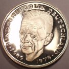 Germany 1981-D 2 Marks Proof~Schumacker~91,000 Minted In Munich~Free Shipping