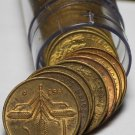 Circulated Roll (50) Mexico 1961-1962 1963 Centavos~Free Shipping