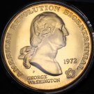George Washington Sons Of Liberty Revolution Bronze Medallion~JOIN OR DIE~Fr/Shi