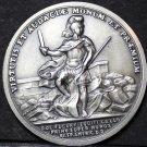 Colonial Francois Louis Teisseidre de Fleury 38.1mm Pewter Medallion~Stony Point