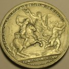 Comitia Americana 37.8mm Solid Pewter Medallion~Free Shipping