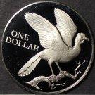 Trinidad & Tobago Dollar, 1978 RARE Proof~Only 4,845 Minted~Fantastic~Free Ship