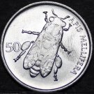 Slovenia 50 Stotinov, 1993 Gem Unc~BEE~Free Shipping