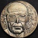 Finland 10 Markkaa, 1975 Gem Unc Silver~Toning~President Kekkonen~Free Shipping