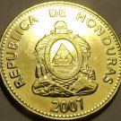 Honduras 10 Centavos, 2007 Gem Unc~Last Year Ever~Pyramid~Free Shipping