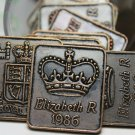 Roll (20) Great Britain 1986 Queen Elizabeth Proof Set Medallions~Free Shipping