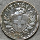 Switzerland 2 Rappen, 1913 ~More then 105 Years old~Free Shipping*