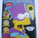 Simpsons comic and stories#1 sealed-bagged & Beavis and Butthead