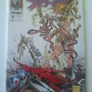 Spawn #9 1st Angela Guardian of the galaxy and Thor's Sister ,Impaler #3