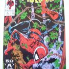 Spiderman #8 by Mcfarlane perception pt1 Wolverine,Wendigo