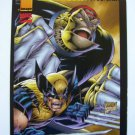 Badrock/Wolverine - In the Savage Land- Prestige Format