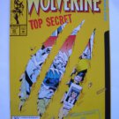 Wolverine #50 Die-cut cover:The Shiva Scenario Part 3: Dreams of Gore: Phase 3