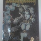 Lady Death 2 #1 Between heaven and Hell chronium cover NM