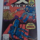 X-factor #61 Cable Vs Hodge while Wolverine lies dying X-tinction Agenda #6