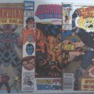Marvel Presents #9,10 guardians of the Galaxy #1,14 ,25,,27 Spawn #9 1st Angela
