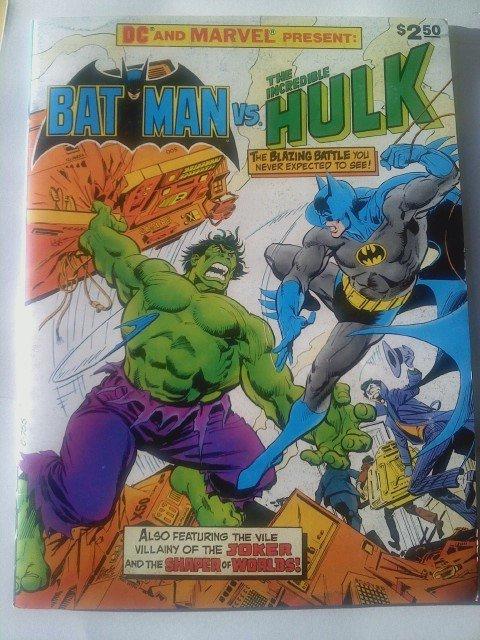 19 Comic book lot Batman Vs Hulk, Joker,-RARE  Spidey,Batman VS Joker,Carnage,