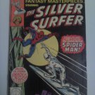 Silver Surfer Vs Spiderman Vs Mephisto Vs Thanos, Infinity Gauntlet#1-3, & War 1