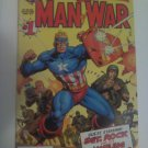Man Of War #1 DC/Marvel combine Superman/Captain America