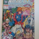 WildCats #1 by Jim Lee 1st Grifter,Vodoo #4 Stormwatch#1,#47.DivineRight Preview