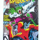Spiderman #2 by Mcfarlane Torment pt.2 Vs. The Lizard- movie villain