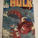 Incredible Hulk #341 by David/Mcfarlane Vs man-Bull