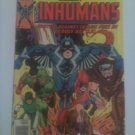 Inhumans #8,#9