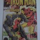 Iron Man #192 Iron Man (Stark) vs. Iron Man (Rhodey)