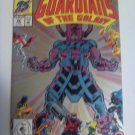 Guardians of the Galaxy #25 Future Silver Surfer & Galactus