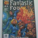 Fantastic Four #1 Heroes Return Lobdell/Davis