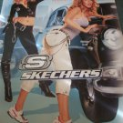 Young Sexy Christina Aguilera Sketcher Poster Approx. 48 X 69