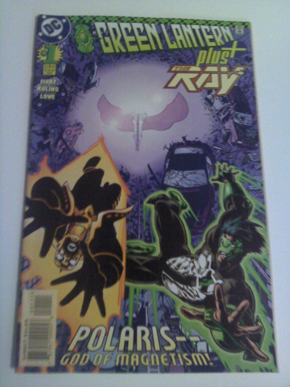 Green Lantern Plus Ray #1 Vs Polaris