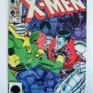 Uncanny X-men #191 Avengers, Spiderman and Captain America Appearances