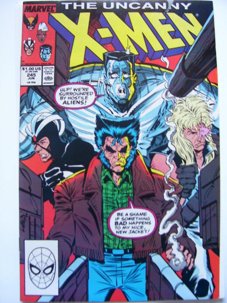 Uncanny X-men #245