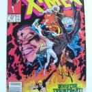 Uncanny X-men #243 Sinister Triumphant! Claremont/Silvertri