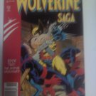 Wolverine saga #2 Prestige Format The Animal Unleashed