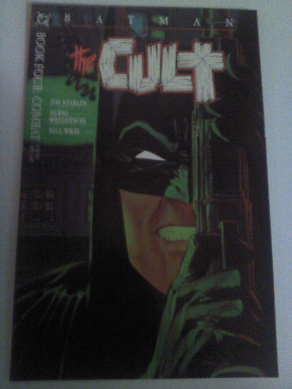 Batman The Cult #4 RobinJason Todd IGN #6 of 25 Greatest Batman Graphic Novels