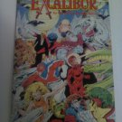 Excalibur by Chris Claremont/ Alan Davis 1st appearance Prestige Format