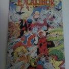 Excalibur by Chris Claremont/ Alan Davis 1st appearance Prestige Format