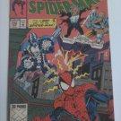Amazing Spiderman #376 Origin of Cardiac; Versus Cardiac, Styx and Stone