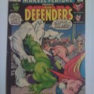 Doctor Strange #2 VS Defenders, Amazing Spider-man #109,Marvel Feature 3,