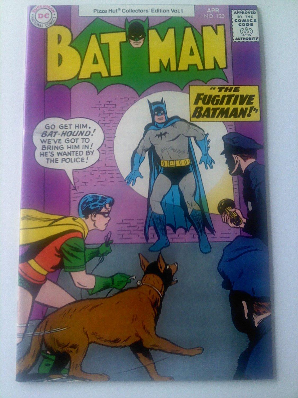 Batman Pizza Hut Collectors Edition (1977) #123,Ann #21,SotBat ann.#5,+arsenal