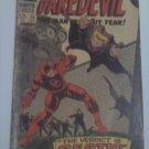 Daredevil Vs Hawkeye for BlackWidow,1st Bullseye,Stick Death/Return of Elektra