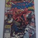 Amazing Spiderman #331 Punisher by erick larsen